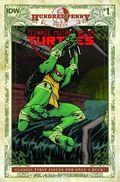 Teenage Mutant Ninja Turtles (2011 IDW) 100 Penny Press 1
