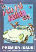 Miami Mice Comic (1986) 1REP