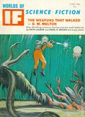 If Worlds of Science Fiction (1952 Pulp Digest) Vol. 16 #6