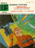 If Worlds of Science Fiction (1952 Pulp Digest) Vol. 16 #9