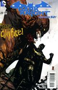 Batman The Dark Knight (2011 2nd Series) 23A