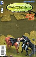 Batman Incorporated Special (2013 DC) 1B