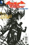 Batman The Dark Knight (2011 2nd Series) 23B