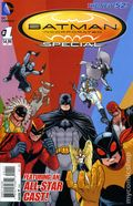 Batman Incorporated Special (2013 DC) 1A