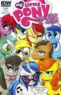 My Little Pony Friendship is Magic (2012 IDW) 10A