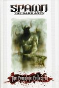 Spawn The Dark Ages HC (2013 Image) The Complete Collection 1-1ST