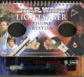 Star Wars Lightsaber Thumb Wrestling HC (2013 Abrams) 1-1ST