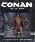 Conan Black Wolf PVC Figure (2004 Dark Horse) Convention Exclusive ITEM#1