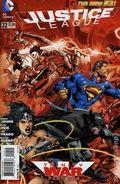 Justice League (2011) 22D