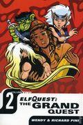 Elfquest The Grand Quest TPB (2004-2006 DC Digest) 2-1ST