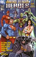 Justice League Heroes: Falling Star (2006) 1