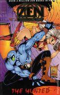 Zen Intergalactic Ninja The Hunted TPB (1993 Entity) 1-1ST