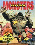 Ditko Monsters: Konga HC (2013 IDW) 1-1ST