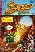Zap Comix (1968 Apex Novelties) #3, 3rd Printing