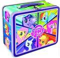My Little Pony Lunch Box (2013 Hasbro) ITEM#1