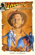 Indiana Jones and the Arms of Gold (2008) DVD Comic 1