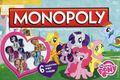 My Little Pony Monopoly (2013 Hasbro) ITEM#1