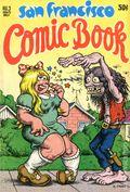 San Francisco Comic Book (1970 Print Mint) 3