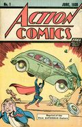 Action Comics (1938 DC) #1 Reprints 1.1976.FREE