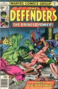 Defenders (1972 1st Series) 35 Cent Variant 52