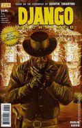 Django Unchained (2012 DC Vertigo) 7
