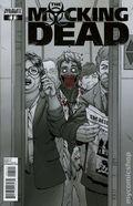 Mocking Dead (2013 Dynamite) 1B