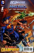 DC Universe vs. Masters of the Universe (2013) 1A