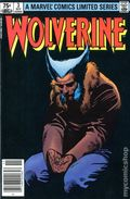 Wolverine (1982 Limited Series) Canadian Price Variant 3