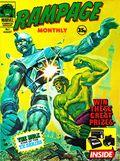 Rampage Magazine (1978 UK Magazine) Monthly 2
