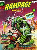 Rampage Magazine (1978 UK Magazine) Monthly 3