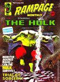 Rampage Magazine (1978 UK Magazine) Monthly 4