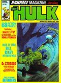 Rampage Magazine (1978 UK Magazine) Monthly 7