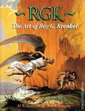 RGK The Art of Roy G. Krenkel HC (2005 Vanguard) 1-1ST