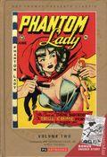 Roy Thomas Presents: Classic Phantom Lady HC (2013 PS Artbooks) Collected Works 2-1ST