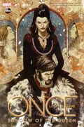 Once Upon a Time Shadow of the Queen HC (2013 Marvel) 1-1ST