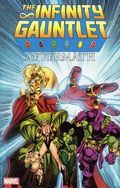 Infinity Gauntlet Aftermath TPB (2013 Marvel) 1-1ST