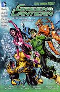 Green Lantern Rise of the Third Army HC (2013 DC Comics The New 52) 1-1ST