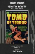 Harvey Horrors Collected Works: Tomb of Terror HC (2011 PS Artbooks) 2-1ST