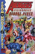Avengers Visionaries George Perez TPB (1999 Marvel) A From the House of Ideas Collection 1-1ST