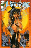 Witchblade (1995) 9B.DF.SIGNED