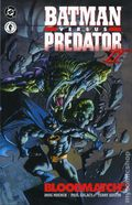 Batman vs. Predator II Bloodmatch TPB (1995 DC/Dark Horse) 1-1ST