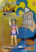 Tick Action Figure (1994-1995 Bandai) ITEM#2631