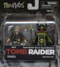 MiniMates: Tomb Raider (2013 Square ENIX) ITEM#3