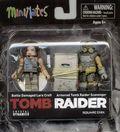 MiniMates: Tomb Raider (2013 Square ENIX) ITEM#2