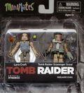 MiniMates: Tomb Raider (2013 Square ENIX) ITEM#1