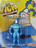 Tick Action Figure (1994-1995 Bandai) ITEM#2601