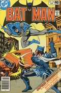 Batman (1940) Mark Jewelers 322MJ