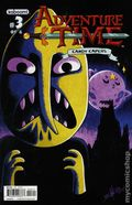 Adventure Time Candy Capers (2013 Kaboom) 3A