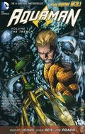 Aquaman TPB (2013-2017 DC Comics The New 52) 1-REP
