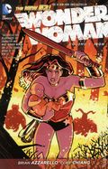 Wonder Woman HC (2012 DC Comics The New 52) 3-1ST